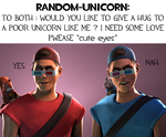 Ask CnD No. 129: Not even a Unicorn? by ZeFlyingMuppet