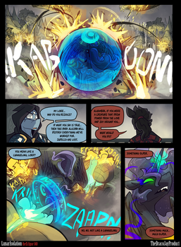 Lunar Isolation Pg 140 by TheDracoJayProduct