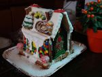 Gingerbread House by natals