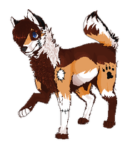 Hira B-Day gift : Pixel by ForgottenDreamsSF