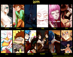2014 Summary by Captain-Hotpants