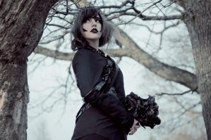 Black bride by feed-the-world