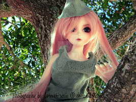 Tree climbing. by ForeverResin