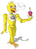 Chica! by Cephei97