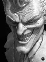 joker bust 04 by ddgcom