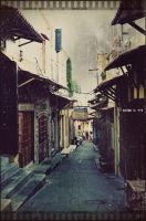 Rodos old town by Csipesz