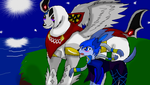GhiraFi Moonlight by thedragonlover95