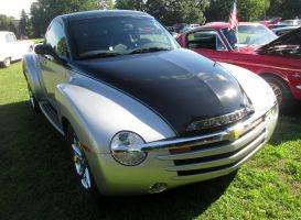 (2005) Chevrolet SSR by auroraTerra
