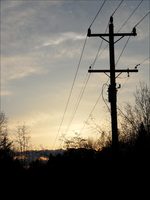 power pole by BlueB52
