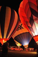 Balloon Glow by BellaCielo