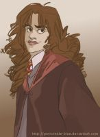 Hermione Granger by periwinkle-blue