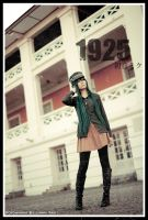 VOCALOID 1925 by hana-bira