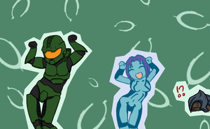 Halo lolz by Deezmo