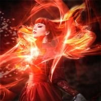Red Passion by WinterWomen