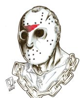 Happy Friday the 13th! by JSimonART