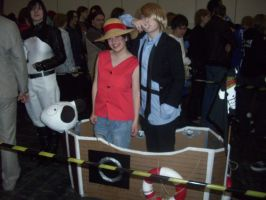 Anime Expo - One Piece by BabemRoze
