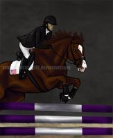 Seksnkandy GC Show Jumping by scaramouche2802