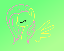 Fluttershy by MelodicMarzipan