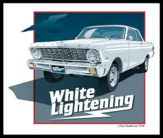 White Lightening by yankeedog