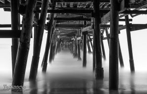 Beneath The Pier by tassanee