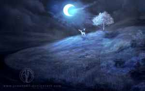 SP: Moonlight Child by Jenova87
