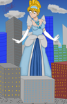 Super Cinderella: Observing all of the tinies by whitestormclouds