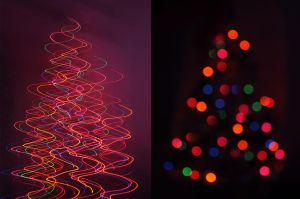 THE CHRISTMAS TREE. by syncopated-ART