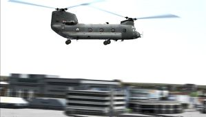 RAF Chinook by Boeing787
