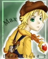 Max - Dark Cloud 2 by three-of-swords