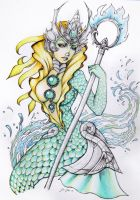 Nami - We are all tied to the ocean by Godisinvincible