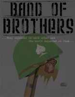 Band of Brothers Poster by mambroz