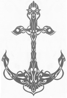 Tribal Anchor by Helletic-Hybrid