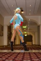Cammy - Street Fighter by Paper-Cube