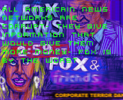 all americain news networks are corrupt by davey2000artwork
