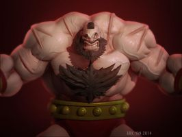 Zangief by VisHuS702
