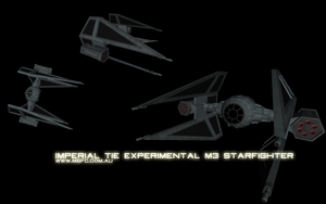 Tie Experimental M3 by Majestic-MSFC