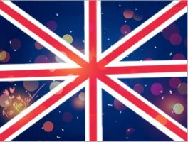 UK Flag by tiaproject