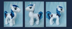 Giveaway Prize: Shining Armor by munchforlunch