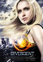 Divergent - Poster AU by soapypotterhead