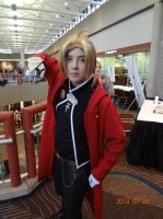 Edward Elric by Jacky-the-Nerd