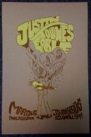 Justin Townes Earle Poster by Splintermouth