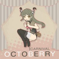 octoberry by tamago-donmai
