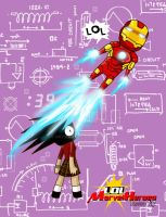 LoL IronMan by Onyx-Art