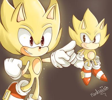 SUPER SONIC STYLE by Ipun