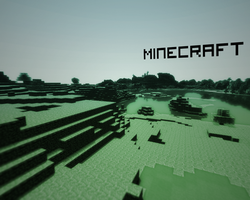 Minecraft Wallpaper by tjb0607