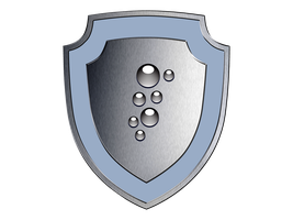 Ditzy Doo/Derpy Hooves Shield of Honor TRANSPARENT by SwedishRoyalGuard