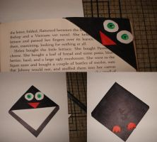 Penguin Bookmark by PSherman42WallabyWay