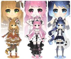 Adopts 21 [Auction] [Closed] by Shiina-Yuki