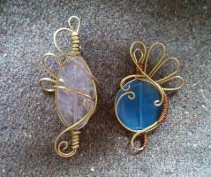 Pendants - set 7 by UEdkaFShopie