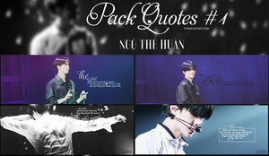 [Quote] Pack Quotes #1 - comcao by Comcao